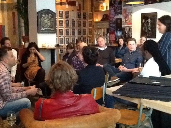 Politiek Café GroenLinks